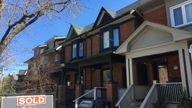 Some Toronto homeowners are cashing out when the market's hot and then renting their properties back from the new buyers.