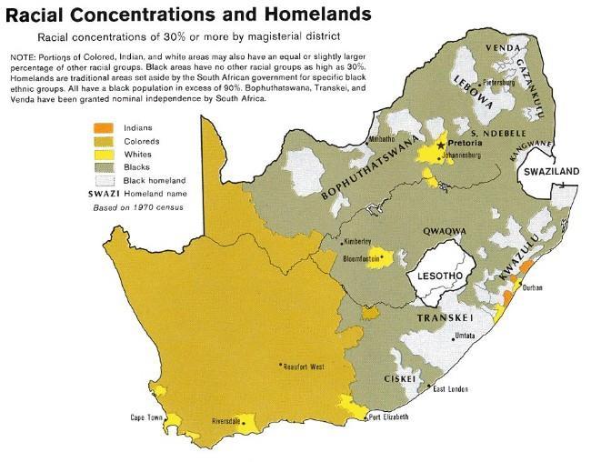 从准发达国家沦为发展中国家,南非为何越混越惨?
