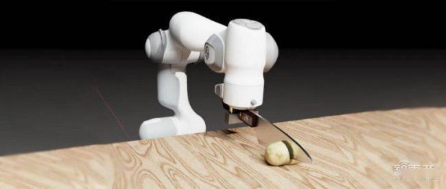 南加州大学(USC)教会机器人切菜,还能给人做手术