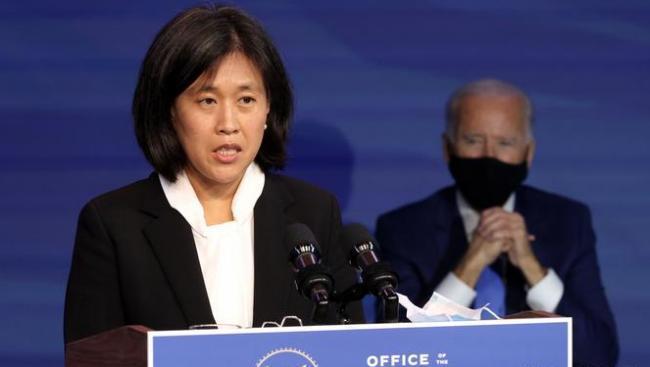 美国贸易代表的中国顾问戴琪辞职