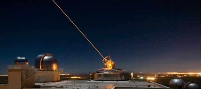 """美国空军研究实验室报告《2060定向能的未来》:国家上空形成""""防护罩"""""""